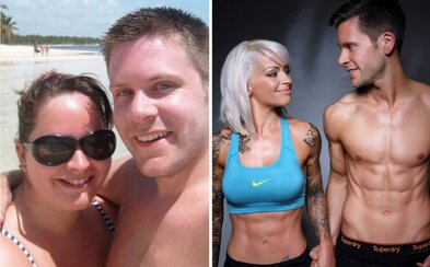 Žádost o ruku od svého přítele odmítla. Nechtěla se vdávat s kilogramy navíc, proto s partnerem obrátili své životy naruby
