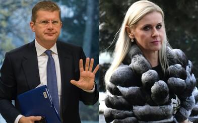 Žigu vraj z korupcie usvedčila Jankovská. Údajne jej doniesol úplatok 100-tisíc eur pre sudkyňu
