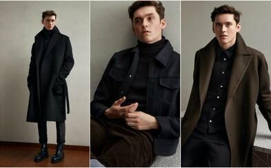 Zimní kolekce H&M obsahuje kousky na běžné každodenní nošení a je doplněna pěkným lookbookem