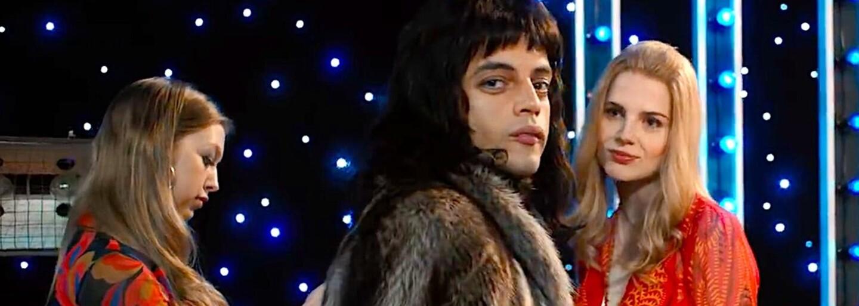 Zimomriavkové Bohemian Rhapsody je špičkovým hudobným kino zážitkom. Obstojí však aj ako vynikajúci film? (Recenzia)