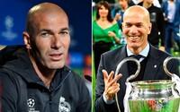 Zinedine Zidane sa vracia na lavičku Realu Madrid!