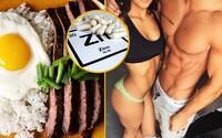 Zinok - kamarát s testosterónom, so športovcami a pravá ruka celkového zdravia