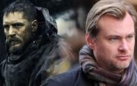 Získá charismatickou roli Jamese Bonda drsňák Tom Hardy? Jedině pod režijní taktovkou Christophera Nolana!