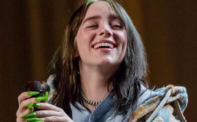 Získaj 2 lístky na koncert Billie Eilish v Prahe úplne zadarmo vďaka Refresheru, vyhrať môžeš aj merch a CD