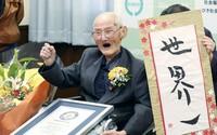 Získal rekord najstaršieho muža sveta, o dva týždne neskôr zomrel. Čitecu Watanabe sa dožil 112 rokov.