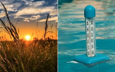 Zítřejší úterý má být nejteplejším dnem celého roku