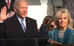 ŽIVĚ: Joe Biden se stal 46. prezidentem USA