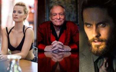 Životopisný film o Hugh Hefnerovi láká krásnou Margot Robbie do role jedné z jeho žen