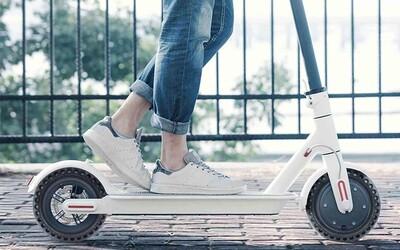 Zkus bezdušové pneumatiky pro scooter Xiaomi