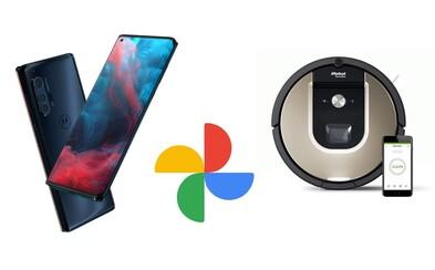 Zlacneli Motorola aj iRobot, Google fotky už nebudú zdarma. V tech svete sa menili ceny