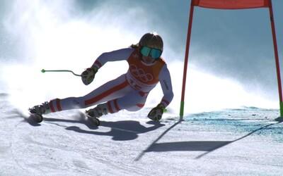 Zlatá Ester Ledecká nepřestává udivovat. Nezapomenutelný závod z olympiády vyhrála s prasklou botou