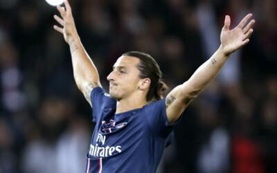 Zlatan Ibrahimović strelil dva super góly, minul prázdnu bránu a nepremenil penaltu, to všetko v 1 zápase