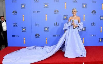 Zlaté glóbusy 2019 ponúkli nádherné outfity, medzi ktorými vynikla Lady Gaga