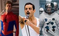 Zlaté glóbusy ovládlo Bohemian Rhapsody a Roma. No uspel aj animovaný Spider-Man