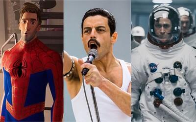 Zlaté glóby ovládlo Bohemian Rhapsody a Roma. Uspěl i animovaný Spider-Man