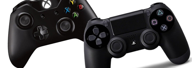 Zlaté ovladače pro PS4 a Xbox One se rozprodaly za pár dní