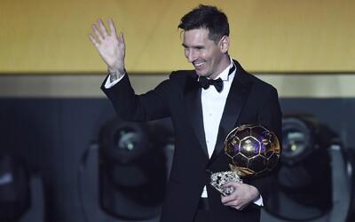 Zlatý míč udělují až za týden, ale měl by jej vyhrát Messi. On sám zveřejnil na Instagramu video předešlých vítězství