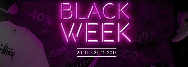 Slevový maraton s názvem Black Friday úspěšně odstartoval. Kde u nás nakoupíš nejzajímavější oblečení za zlomek původní ceny?