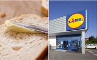 Zloděj v Lidlu pobodal kvůli máslu ochranku. Krvavá scéna málem skončila smrtí