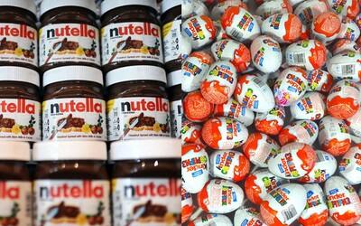 Zlodeji sa ulakomili na 20-tisíc kilogramov Nutelly a Kinder vajíčok. Polícia netuší, či krádež plánovali, alebo bola spontánna
