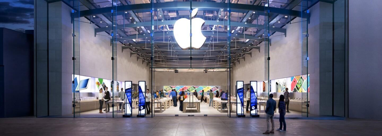 Zloději vstoupili do prodejny Apple oblečeni za zaměstnance. Ukradli zboží za 16 tisíc dolarů
