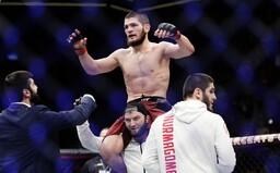 Zmlátil Conora McGregora a překonal i rekord UFC. Toto je 10 nejlepších zápasů Khabiba Nurmagomedova