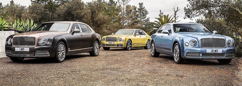 Zmodernizované a zároveň predĺžené Bentley Mulsanne sa stáva novou vlajkovou loďou značky!