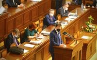 Zmrazení platů politiků pravděpodobně projde Sněmovnou. Žádná ze stran nechce návrh blokovat