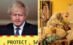Zmutovaný koronavirus z Británie může být o 30 % smrtelnější, oznámil Boris Johnson