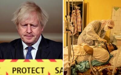 Zmutovaný koronavírus z Británie môže byť o 30 % smrteľnejší, oznámil Boris Johnson. Na Slovensku sa šíri od minulého roka