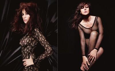 Zmyselná Monica Bellucci je čím ďalej tým krajšia. Dokazuje to fotkami pre LUI Magazine, na ktorých odhalila svoje dokonalé telo