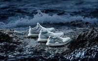 Značka adidas prodala loni milion párů tenisek vyrobených z oceánského odpadu