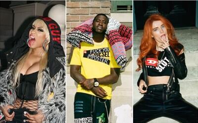 Značka Diesel se spolu s Nicki Minaj a Gucci Manem staví proti kyberšikaně a nenávistným komentářům