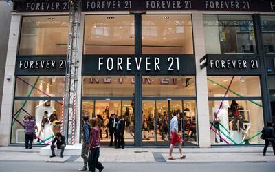 Značka Forever 21 otvorí prvé predajne na Slovensku aj v Česku. Nakupovať budeš môcť už od jesene