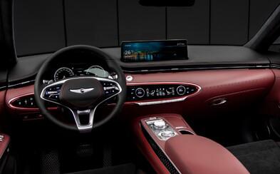 Značka Genesis útočí na nemeckú konkurenciu luxusným SUV
