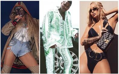 Značka L.A. Roxx v minulosti obliekala kráľa popu a v súčasnosti jej podľahli Beyoncé, Charlie XCX či Kylie Jenner