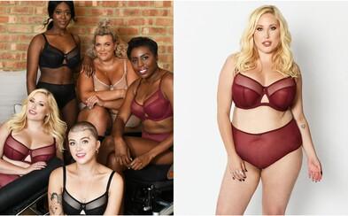 Značka podporuje lásku k svojmu telu kampaňou s rozmernou spodnou bielizňou. Do iniciatívy sa zapojila aj Hasselhoffova dcéra