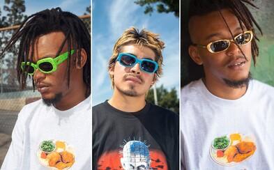 Značka Supreme predstavila kolekciu slnečných okuliarov, ktoré odzrkadľujú najnovšie trendy v optike