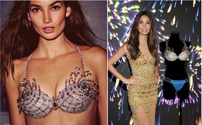 Značka Victoria's Secret odhalila podprsenku pro rok 2015. Má hodnotu více než 1,8 milionu eur