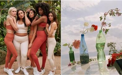 Značka vyrába ekologické legíny z použitých plastových fliaš. Chce chrániť životné prostredie a bojovať s odpadom