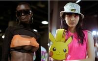 Značka vyslala na prehliadkové mólo modelky s troma prsiami a pokémonov