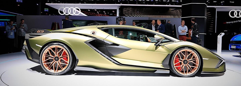 Značku Lamborghini už na autosalóne neuvidíš. Slávny výrobca áut mení taktiku