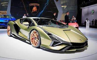 Značku Lamborghini už na autosalonu neuvidíš. Slavný výrobce aut mění taktiku