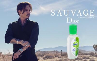 Značky jako Dior či Givenchy vyrábějí namísto parfémů dezinfekci rukou pro francouzské nemocnice