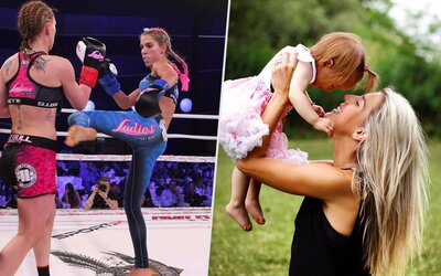 Známa slovenská thaiboxerka porozprávala o svojich začiatkoch. Sympatická mamička si svoje športové úspechy rozhodne vydrela (Rozhovor)