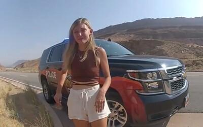 Známá youtuberka jela kempovat se snoubencem, on se ale domů vrátil bez ní. Mlčel, zatímco její mrtvé tělo našli v národním parku