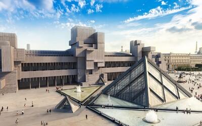 Známe budovy v netradičných architektonických štýloch. Nechýba brutalizmus či gotika