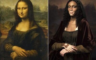 Známe modelky na obrazoch slávnych maliarov. Fotograf Pari Dukovic vytvoril pre Harper´s Bazaar nezvyčajný editoriál