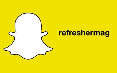 Známé osobnosti z našich končin tě provedou zákulisím během celých 24 hodin u nás na Snapchatu