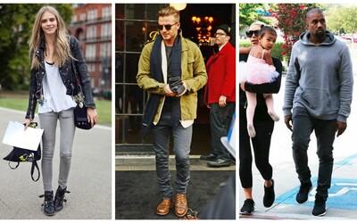 Známé outfity poskládané z cenově dostupnějších kousků oblečení #4